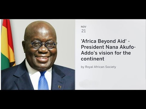 Africa Beyond Aid