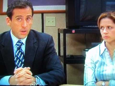 The Office Conflict Resolution Clip 001