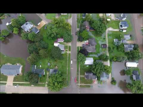 Flash Flooding - City of Sumner 7-21-17