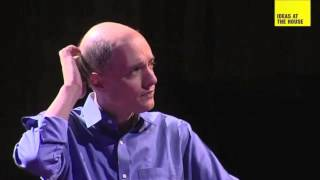 Ideas at the House: Alain De Botton -- Religion's important connection between artists and thinkers