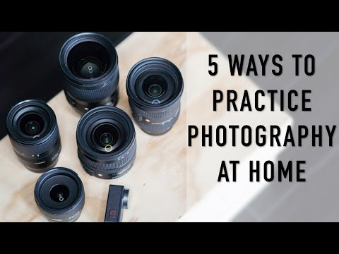 Sharpen your Photography