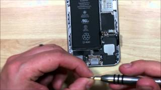 iPhone 6 Charge Port Replacement Install- MIC, Headphone Jack, Loud Speaker