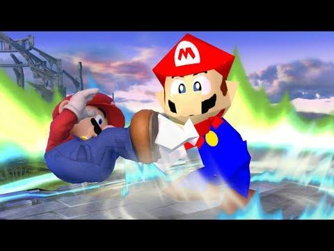 How Smash 4 Players See Smash 64
