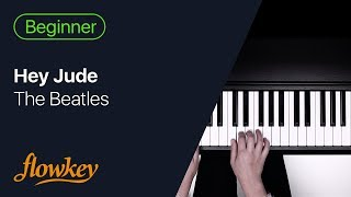 Hey Jude – The Beatles (Easy Piano Tutorial)