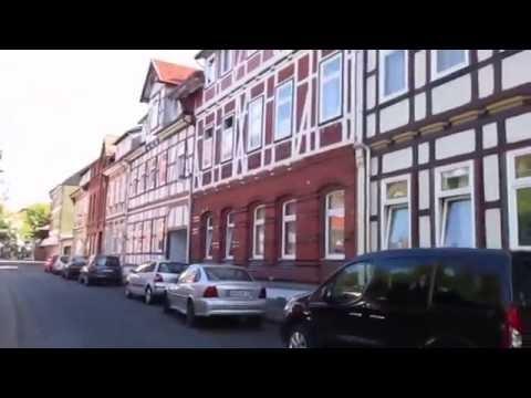Spaziergang in Osterode am Harz durch die Stadt