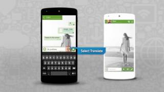 How to translate messages with n-gage messenger