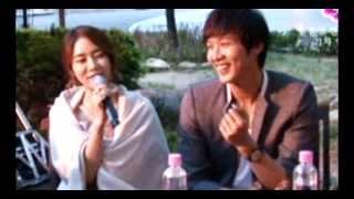 Ji Hyun Woo + Yoo In Na REAL LIFE SWEET MOMENTS