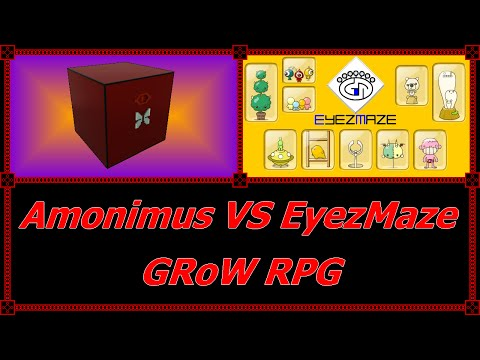 Amonimus VS EyezMaze (GRoW RPG)