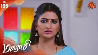 Magarasi - Episode 136   2nd April 2020   Sun TV Serial   Tamil Serial