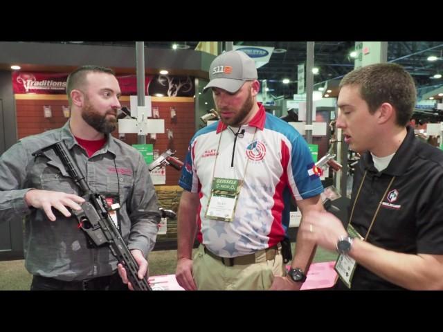 Crimson Trace LiNQ Wireless Mounted Light/Laser – SHOT Show 2017