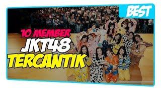 Video Top 10 Member JKT48 Tercantik 2017 download MP3, 3GP, MP4, WEBM, AVI, FLV Maret 2018