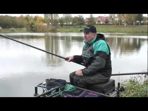 Bloodworm fishing on commercials