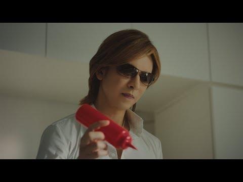 YOSHIKI、オムライスにケチャップでサイン カッコよく繊細に料理を仕上げる アキタ社鶏卵『きよらグルメ仕立て』新CM「おそろい」篇「グルメな人」篇&メイキング映像
