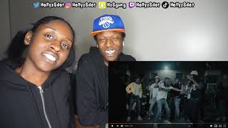 King Von - Gleesh Place (Official Video) REACTION!