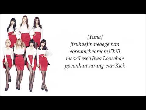 AOA - Good Luck (굿럭) [Romanized Lyrics]