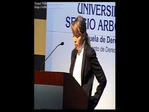 Prof. Alicia Gil Gil: Genocidio y Justicia Penal Internacional