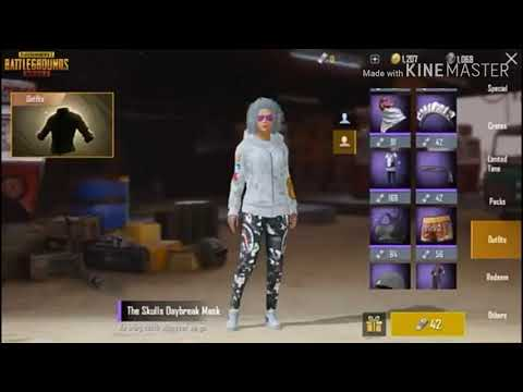 Hindi,Urdu HOW TO GET FREE OUTFITS IN PUBG MOBILE FREE BY GAMINGGAMERS trick 100% working