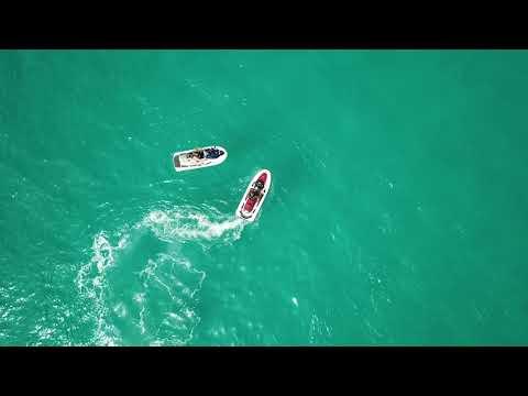 Cabo Verde - DRONE  JET SKI II