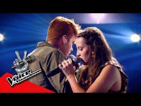 Brad Vs Rune - 'I Need You Now' | Battles | The Voice Van Vlaanderen | VTM