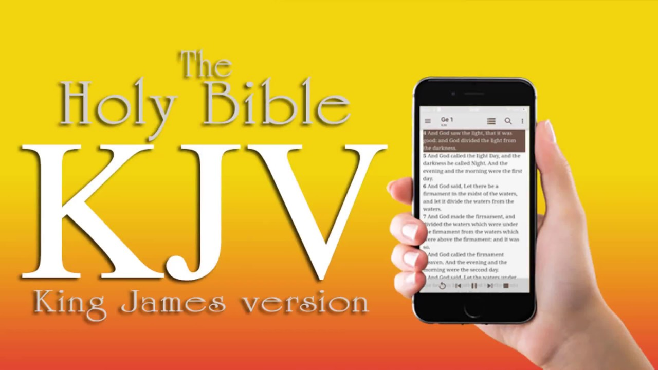 King James Bible - Holy Bible KJV, Audio Bible, Free, English Offline