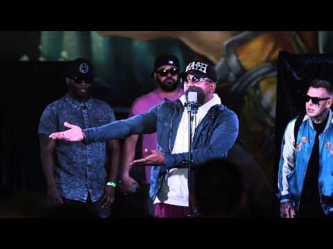 Jarren Benton, Cyhi The Prynce, Joell Ortiz | MULA