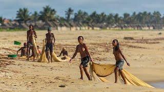 Как Живут на Острове Нуси-Бе