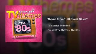 "Theme From ""Hill Street Blues"""