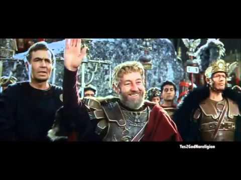 Цезарь приветствует короля Армении