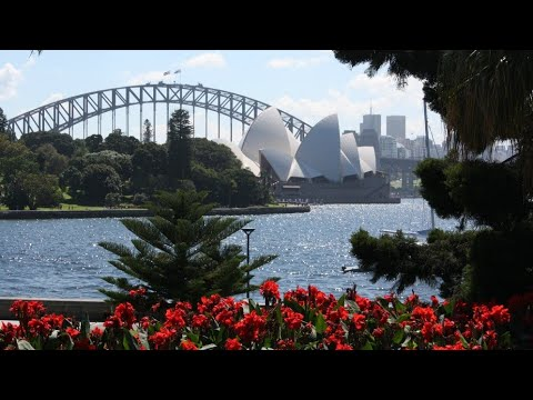 Sydney Walk: Hyde Park - Botanical Gardens - Circular Quay