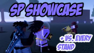 STAR PLATINUM SHOWCASE + vs. EVERY STAND (n the jojo game)