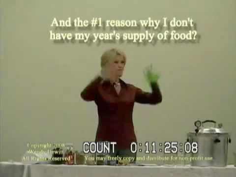 How To A Years Supply Of Food Wendy Dewitt Part 1 9