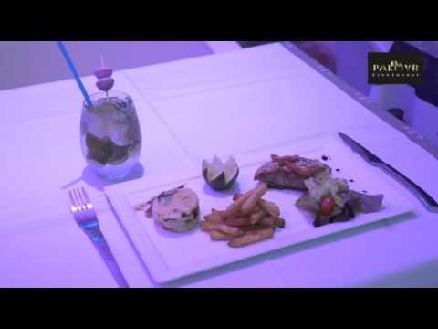 PALMYR Restaurant Club Lounge au Gosier en Guadeloupe