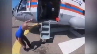 В течение недели на базе ПСП «Геленджик» Крымского ПСО МЧС России