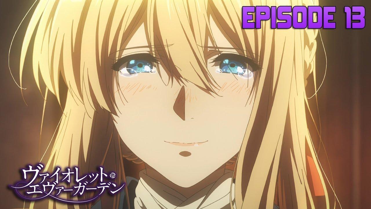 violet evergarden episode 13