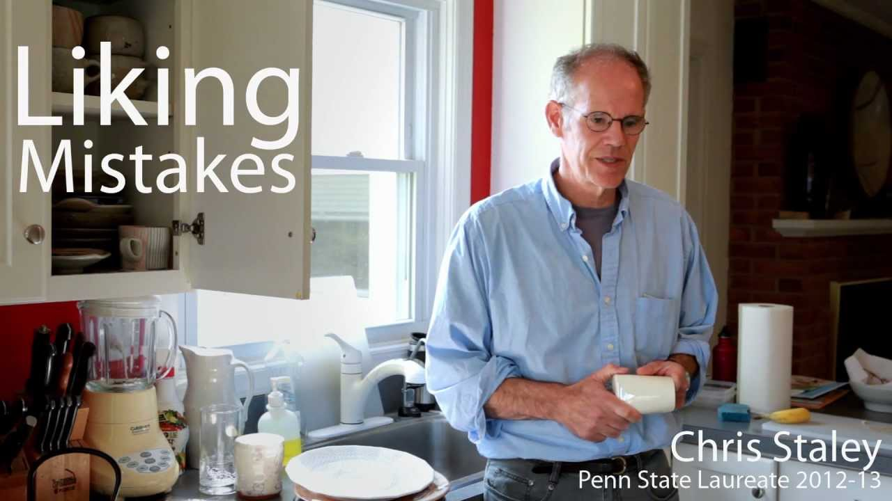 The Art of Teaching - Chris Staley, Penn State Laureate ...