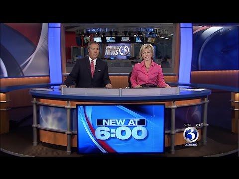 WFSB Eyewitness News at 6pm - Full Newscast in HD