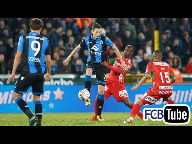 2017-2018 - Jupiler Pro League - 23. Club Brugge - KV Oostende 3-2