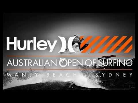 Australian Open Of Surfing Manly Beach / Sydney Australia 2014 - Final Moments