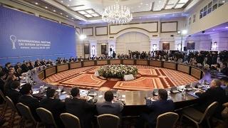 أخبار عربية: بيان أستانة... الاتفاق على آلية مشتركة لمراقبةسوريا والمعارضة تتحفظ