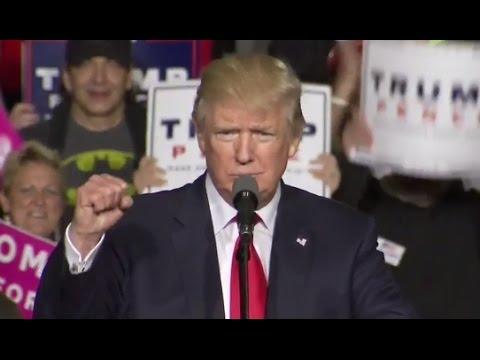 Donald Trump FULL Speech | Toledo, Ohio Rally (10/27/2016)