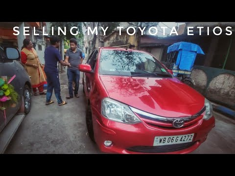 Last Drive Together || Sold My Toyota Etios VX