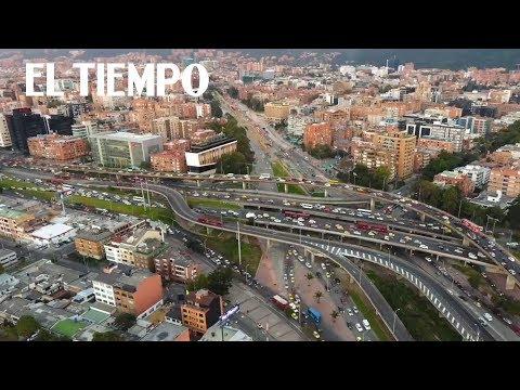 Feliz cumpleaños, Bogotá | EL TIEMPO
