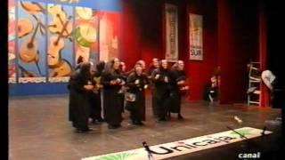 Chirigota - Las Viudas de los Bisabuelos del 55 \ Actuación Completa en la FINAL \ Carnaval 1994