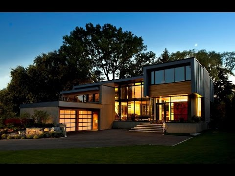 Shipping container homes design ideas - YouTube