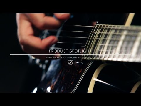 Product Spotlight - Ibanez Artcore AF71F Hollow Body Electric Guitar
