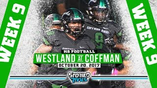 HS Football | Westland at Dublin Coffman [10/20/17]