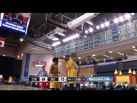 Highlights: Jonathan Holmes (20 points)  vs. the 87ers, 2/10/2017