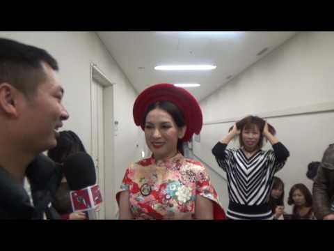Phi Nhung in Japan - phỏng vấn ca sĩ Phi Nhung