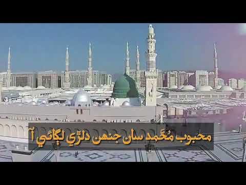 Best New WhatsApp Status | Muhammad Salman Khaskheli | Sindhi Naat | Mehboob Muhammad Saa Jenh | HD
