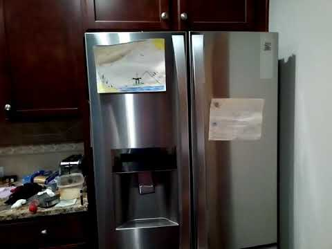 Kenmore Amp Whirlpool Refrigerator Repair Leaking Wate